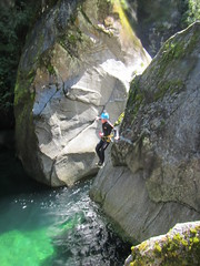 IMG_1865 (Mountain Sports Alpinschule) Tags: mountain sports zillertal canyoning blue lagoon