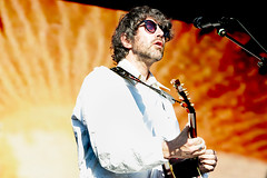 Happy Birthday, Gruff Rhys (Super Furry Animals) (kirstiecat) Tags: superfurryanimals superfurries sfa gruffrhys happybirthday welsh band live concert music festival pfork pitchforkmusicfestival