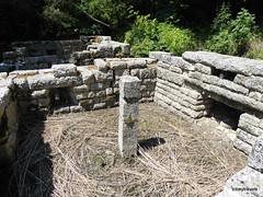 0014 Eastern Wall,  Gate, Butrint (2) (tobeytravels) Tags: albania butrint buthrotum illyrian easternwall