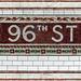 Broadway / 96th Street - Manhattan Valley