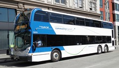 Community Transit 2015 Alexander Dennis Enviro 500 15818 (zargoman) Tags: communitytransit ct snohomish bus travel transit transportation alexanderdennis enviro500 double tall deck decker e500 lowfloor