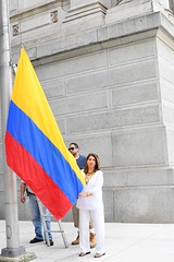 2017 Colombia Flag Raising-015 (Philly_CityRep) Tags: cityofphiladelphia colombia flag raising