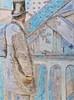 Sur le pont de l'Europe - Caillebotte - 1876-1880 (Luc II) Tags: caillebotte