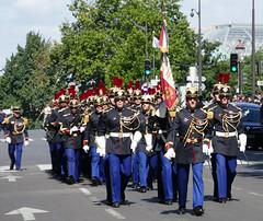 Infantry of the French Republic Guards - Bastille Day, Paris 2017 (Monceau) Tags: juilletquatorze bastilleday infantry frenchrepublicanguards