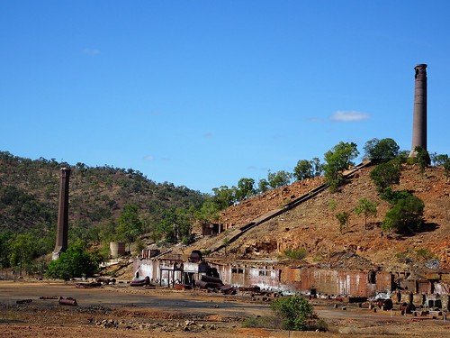 Chillagoe. Ruins of the old smelters whi by denisbin, on Flickr
