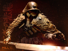 No Tomorrow Shogun (chiendol) Tags: threea 3a tk no tomorrow shogun ninja blade ashleywood