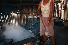 Salt making in Ulmera - 17-09-09-16 (undptimorleste) Tags: timorleste hard labor pans salt seaseaslat ulmera woman women work