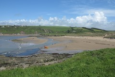 bantham40 (West Country Views) Tags: bantham sand devon scenery