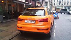 Moscow Oblast' (Московская область), Russia (Россия) | Т703НВ 750 (T703NV 750) | Audi Q3 (Flavio1179F) Tags: russia россия russian license plate spotting car audi q3 moscow oblast москва rus