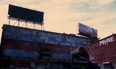 Billboard 20 (stevensiegel260) Tags: billboard newjersey graffiti jerseycity abandoned ruin