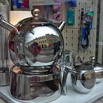 teapot selfie