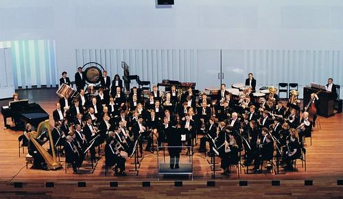 Koninklijke Harmonie Orpheus, Concertzaal Theaters Tilburg 1996
