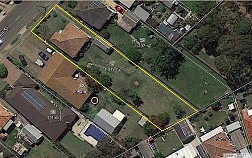 27 + 29 Burnett street, Merrylands NSW