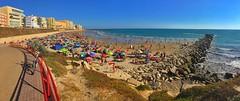 Santa María del Mar (Antonio de la Mano) Tags: cádiz cadiz playa beach santamaríadelmar andalucia andalucía