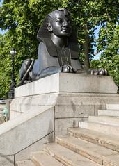Cleopatra's Needle (Robert Wash) Tags: unitedkingdom uk england london cleopatrasneedle sphinx victoriaembankment thamesembankment