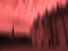 Mysterious alteration (François Tomasi) Tags: françoistomasi numérique digital yahoo google flickr touraine indreetloire color couleur dark sombre reflex nikon pointdevue pointofview pov light lumière france europe composition filtre flou photo photography photographie photoshop château castel clouds cloud nuages nuage sky windows window rouge red juillet 2017