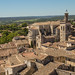 Uzes from the Kings Tower