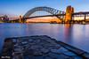 Sydney Harbour Bridge from kirabilli (Ben Wigg) Tags: sydney nikon australia milsons point nsw kirabilli