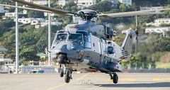 RNZAF NH90's @ Wellington Airport (111 Emergency) Tags: rnzaf royal new zealand air force nh90 helicopter military aviation