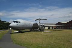 DSC_0041 (richellis1978) Tags: raf rafm cosford plane aircraft military royal air force prototype bae vickers vc10 xr808 bob