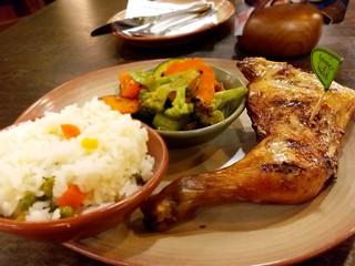 Lemon & Herbs Grilled Chicken
