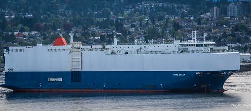 2017 - Vancouver - Viking Ocean