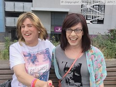 July 2017 - Hull - Sunday day out (Girly Emily) Tags: crossdresser cd tv tvchix tranny trans transvestite transsexual tgirl tgirls convincing feminine girly cute pretty sexy transgender boytogirl mtf maletofemale xdresser gurl glasses hull outdoor