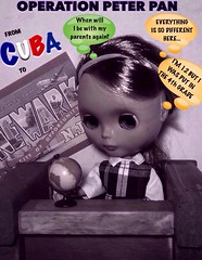 Blythe-a-Day July #26: Cuba (or Revolution:): Operation Peter Pan