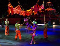 More of last performance of Ringling Bros and Barnum Bailey (rowebal) Tags: beautiful barnum bailey circus cincinnati ohio usa greatestshow