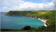 Lantic Bay (In Explore) (Colin Massey) Tags: cornwall landscapes