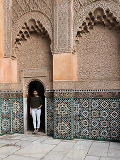 Morocco_madrasa_medersa_Youssef_Marrakech-8