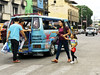 Time to Go (Beegee49) Tags: street mother daughter crying jeepney bacolod city philippines