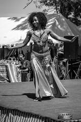 Tambourine Shivers (russwynn) Tags: pirate festival las vegas zappos belly dancer