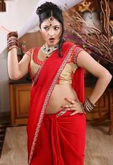 Indian Actress Haripriya Hot Sexy Images Set-2  (68)