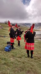 The Flower of... Zermatt?!?!, 1/2 (Thomson Lakes) Tags: crystal summer thomson lakes mountains bagpipes bagpipe scotland music swiss switzerland kilt highland clan valais wallis zermatt marathon sport running run sprint jog ironman iron man