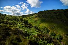Shoulthwaite Gill. (Tall Guy) Tags: tallguy uk ldnp lakedistrict cumbria ravencrag castlecrag fort unescoworldheritagesite unesco world heritage site