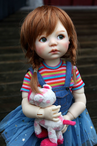 saffi , faceup by ollesya