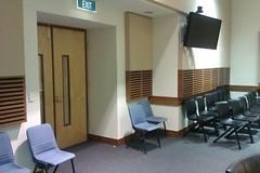 Murano Timber Wall Panels - Court Room