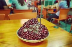 炎熱夏天一定要吃冰 Hot summer must eat ice (葉 正道 Ben(busy)) Tags: iceˍgoods redˍbeans condensedˍmilk taichung taiwan dessert 甜品 ice 夏天 summer