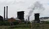 U.S. Steel Clairton Works, Pa. (Dan_DC) Tags: pennsylvania usxussussteelmillsteelmillsteelworksclairton papittsburgh monongahelarivervalley america amtrakcapitollimited chemicals chemistry chemicalsindustry co2 carbondioxide pollutant greenhousegases