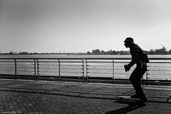 (jsrice00) Tags: leicammonochrom246 35mmf14summiluxasph neworleans nola streetphotography skateboarder skater