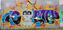 Coma... (colourourcity) Tags: graffiti writers graffitiwriters burner burners bunsen letters awesome colourourcity melbourne melbournegraffiti burncity streetart streetartaustralia streetartnow coma coma1 comaone tbs