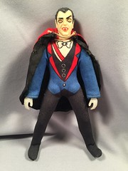 Mego Mad Monster - Dracula (toyfun4u) Tags: mego mad monster dracula