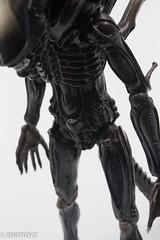 _DSC0974 (ZeroToyz) Tags: alien thedrone エイリアン revoltech 山口式 海洋堂 海洋堂山口式