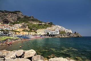 Spiaggia Grande - Amalfi (Italy)