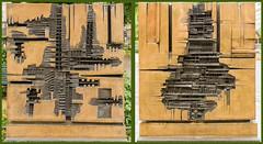 Scatola [Box] by Arnaldo Pomodoro (Gösta Knochenhauer) Tags: 2017 july panasonic lumix fz100 dmcfz1000 stockholm sverige sweden schweden suède svezia suecia brons bronze skulptur sculpture scatola arnaldo pomodoro nik p911056264nik p911056264
