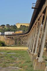 MOARV up track 1 (CN Southwell) Tags: up union pacific martinez sub calp california