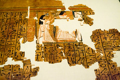 Missing (Stray Toaster) Tags: cambridge fitzwilliam museum egyptian book dead papyrus ramose