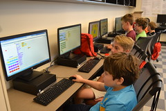 DSC_9272 (Caruth Institute for Engineering Education) Tags: stem programming scratch smu lyleengineering middle school raspberry pi