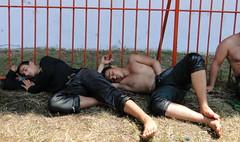 so tired (d.mavro) Tags: athlet pehlivan pehlwan pahlavan wrestling wrestler wrestle oil oily grecoroman güreş